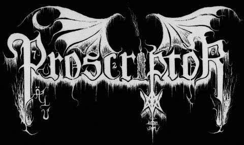 Proscriptor - Logo