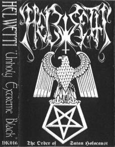 Helwetti - Unholy Extreme Black