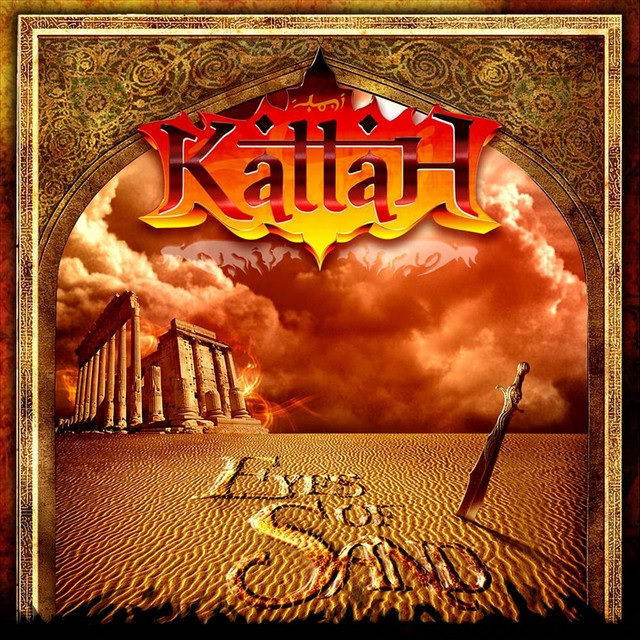 Kattah - Eyes of Sand