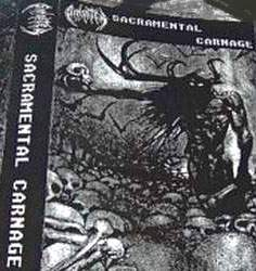 Sacramental Carnage cover (Click to see larger picture)