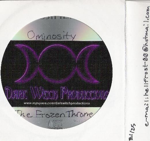 Ominosity - The Frozen Throne