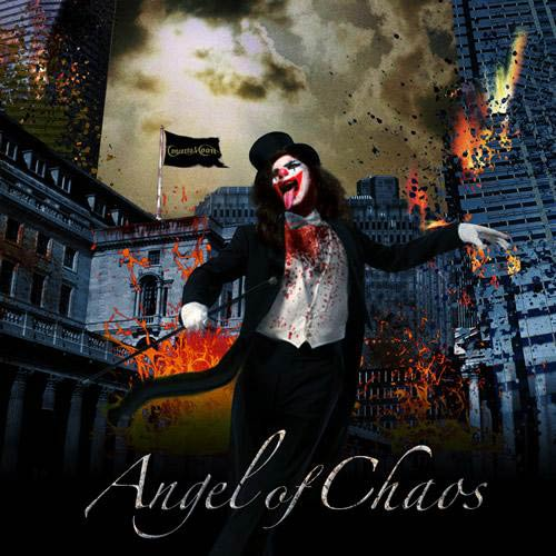 Angel of Chaos cover (Click to see larger picture)