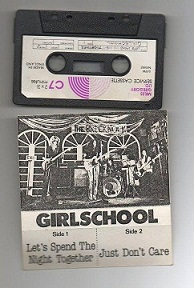 Girlschool - Demo 1978