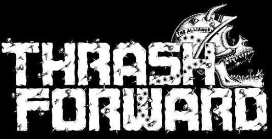 Thrash Forward - Logo