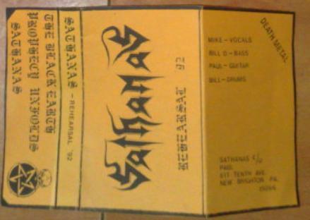Sathanas - Rehearsal '92