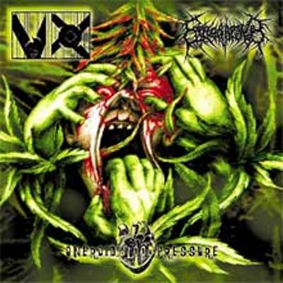 VX / Oneroid Blood Pressure / Coprobaptized Cunthunter - VX / Coprobaptized Cunthunter / Oneroid Blood Pressure