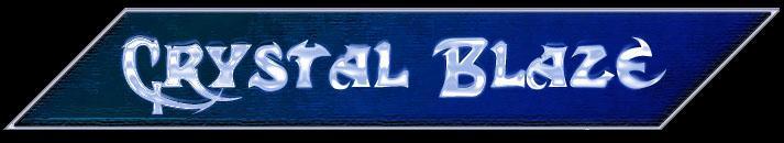 Crystal Blaze - Logo