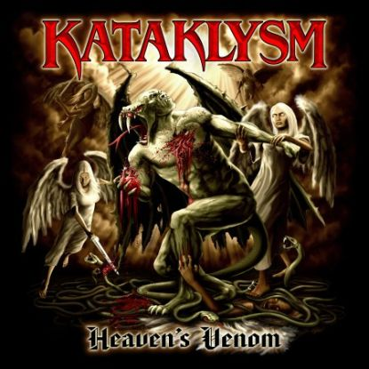 Cover of Kataklysm - Heaven's Venom