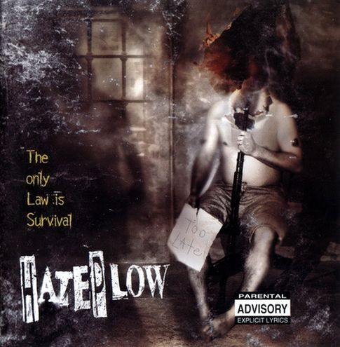 HatePlow - The Only Law Is Survival