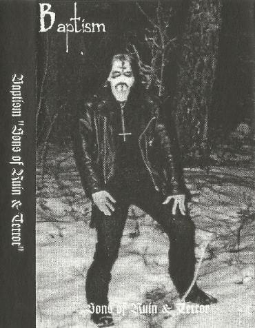 Baptism - Sons of Ruin & Terror