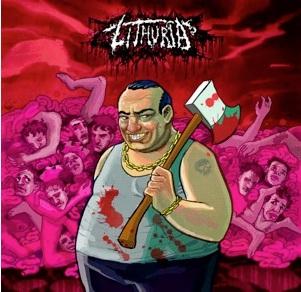 Lithuria - Pimps of the Living Dead