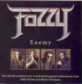 Fozzy - Enemy (radio)