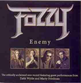 Fozzy - Enemy (radio)