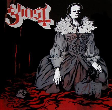 Ghost - Elizabeth