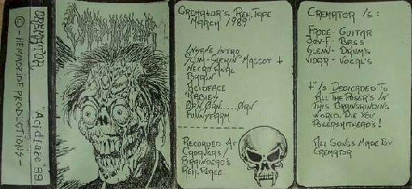 Cremator - Acidface