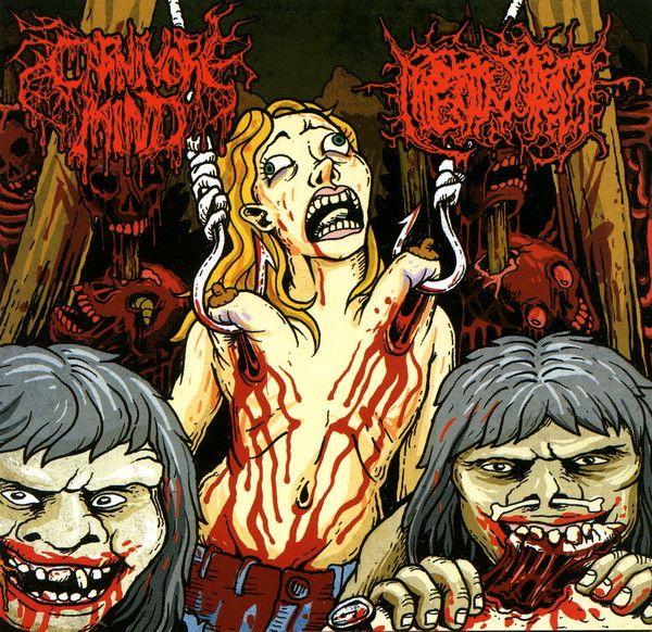 Carnivore Mind / Hipermenorrea - Carnivore Mind / Hipermenorrea