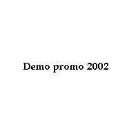 Alkemyst - Promo CD 2002
