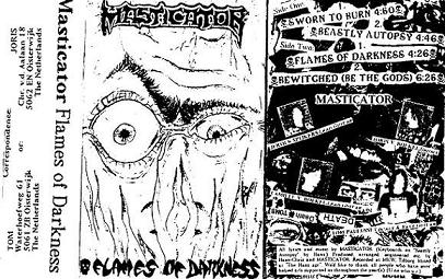 Masticator - Flames of Darkness