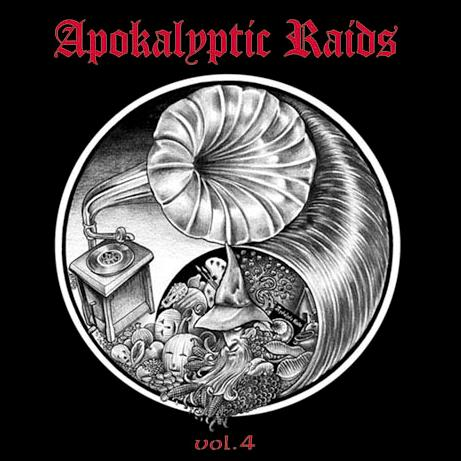 Apokalyptic Raids - Vol. 4 - Phonocopia