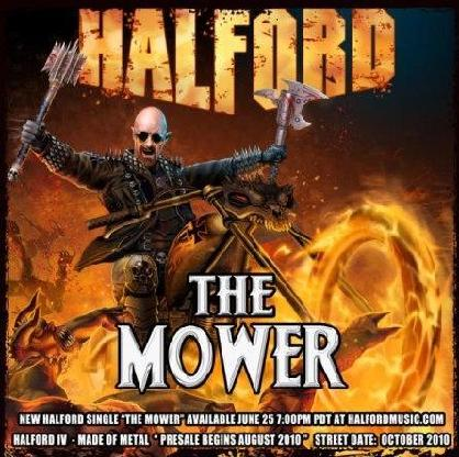 Halford - The Mower