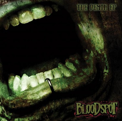 Bloodspot - The Demon EP