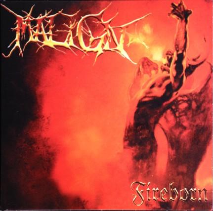Malign - Fireborn