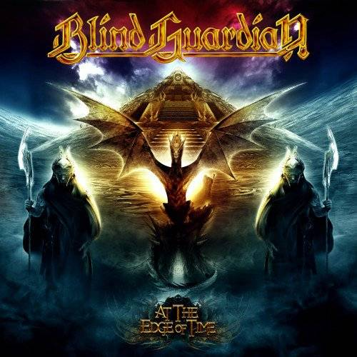Cover of Blind Guardian - At The Edge Of Time