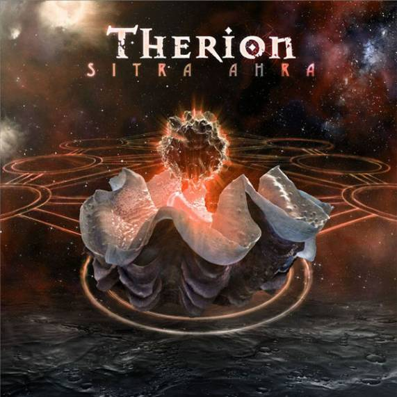 Cover of Therion - Sitra Ahra