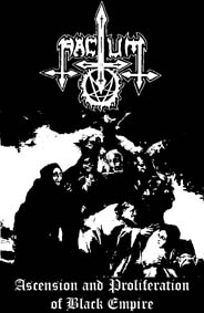 Pactum - Ascension and Proliferation of Black Empire