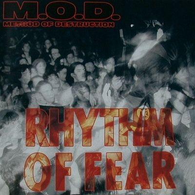 M.O.D. - Rhythm of Fear