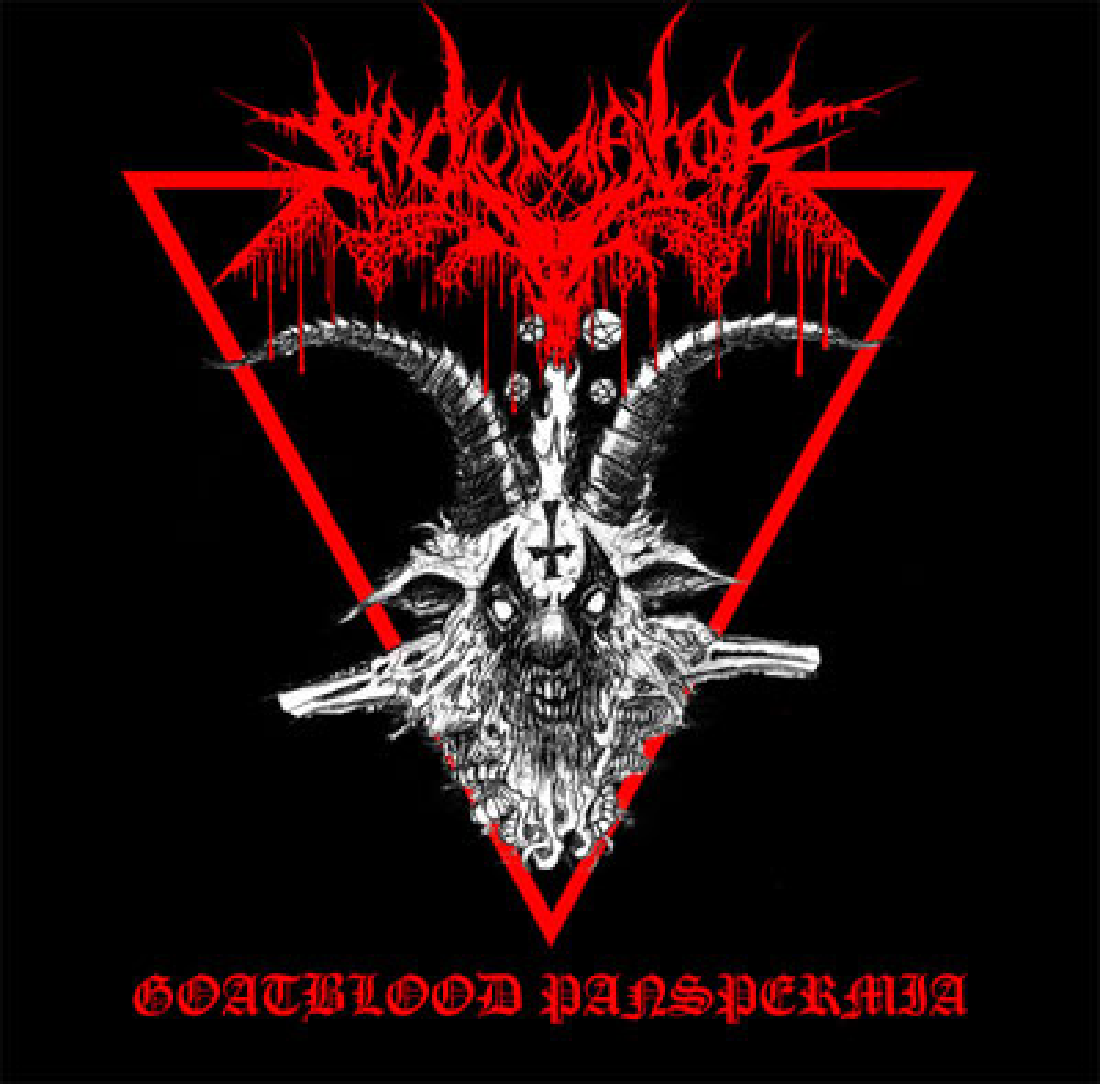 Sadomator - Goatblood Panspermia