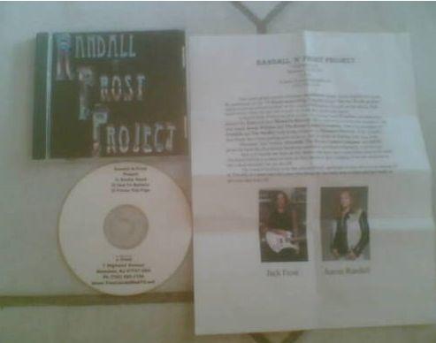 Randall Frost Project - Randall Frost Project
