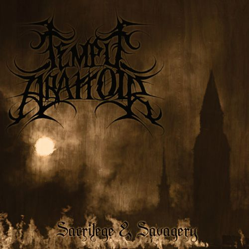 Temple Abattoir - Sacrilege & Savagery
