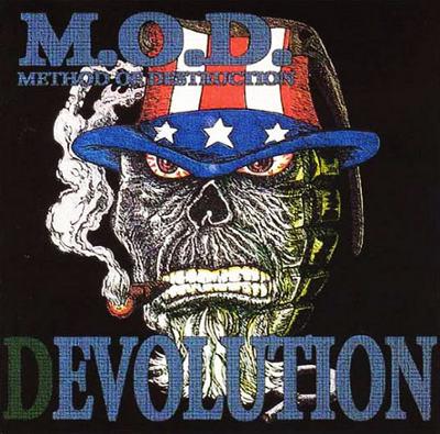 M.O.D. - Devolution