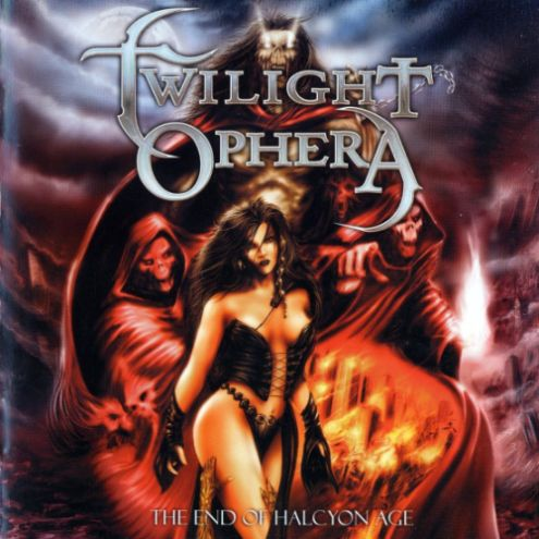 Twilight Ophera - The End of Halcyon Age