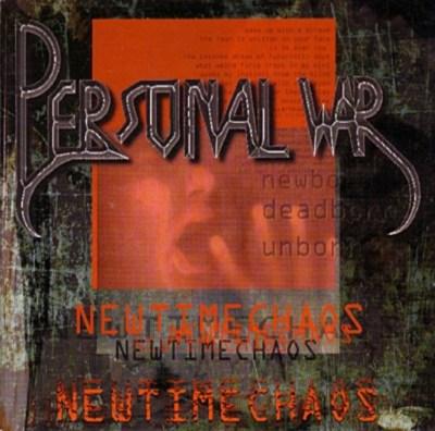Perzonal War - Newtimechaos