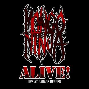Mongo Ninja - Alive! Live at Garage Bergen