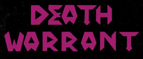 Death Warrant - Logo