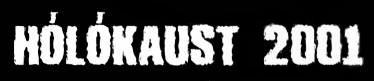 Hólókaust 2001 - Logo