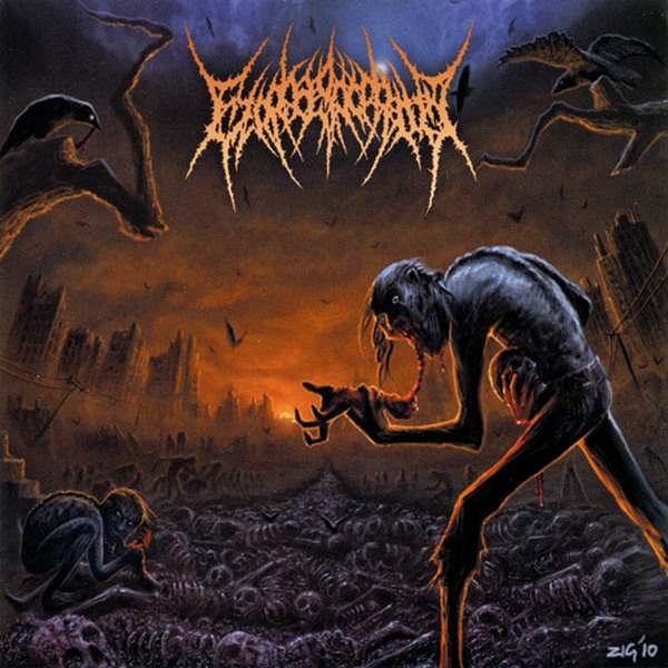 Ezophagothomia - Instinct of Inhuman Devourment