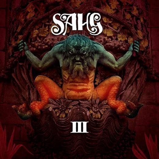 Cover of Sahg - III