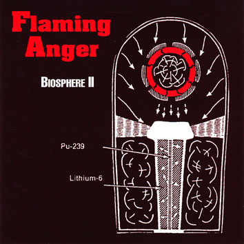 Flaming Anger - Biosphere II