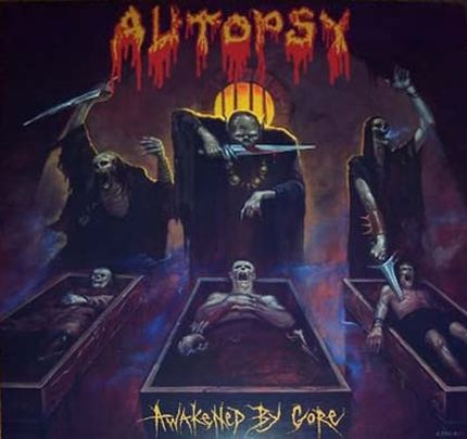 Autopsy - Awakened by Gore
