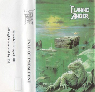 Flaming Anger - Fall of Pnom Penh