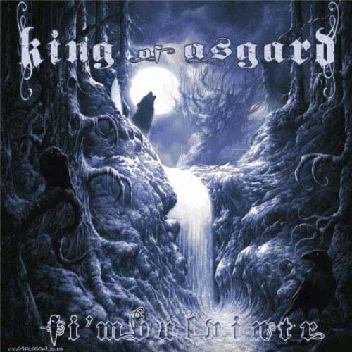 Cover of King Of Asgard - Fi'mbulvintr