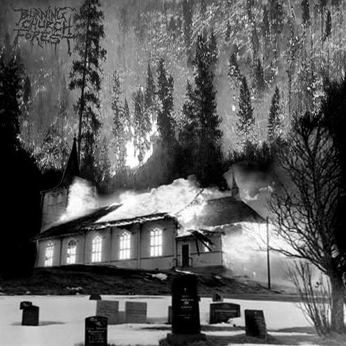 Burning Church Forest - Book 1