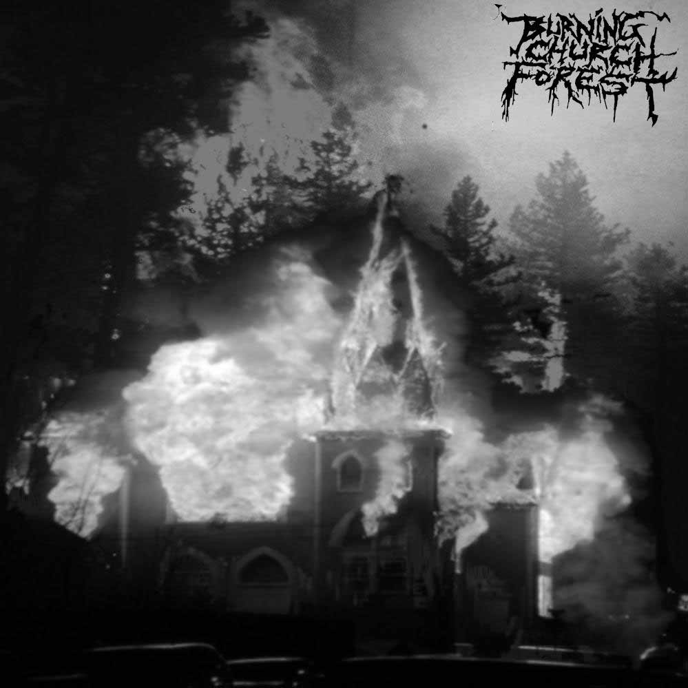 Burning Church Forest - Book 2