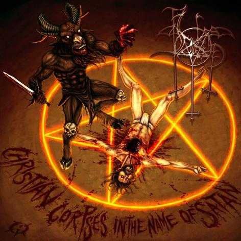 Iblish - Christian Corpses in the Name of Satan