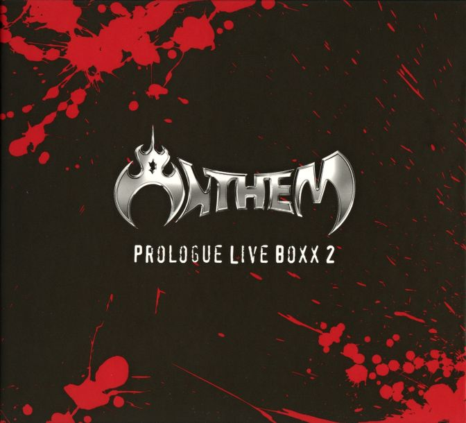Anthem - Prologue Live Boxx 2