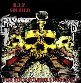 R.I.P. Soldier - The True Soldiers Never Die